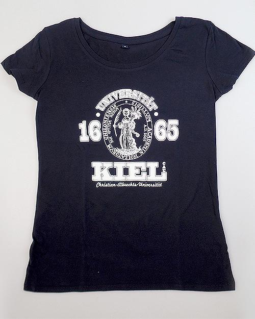 T-Shirt Siegel Damen navy   Damen   Webshop der Christian-Albrechts ... 25ce8548c4