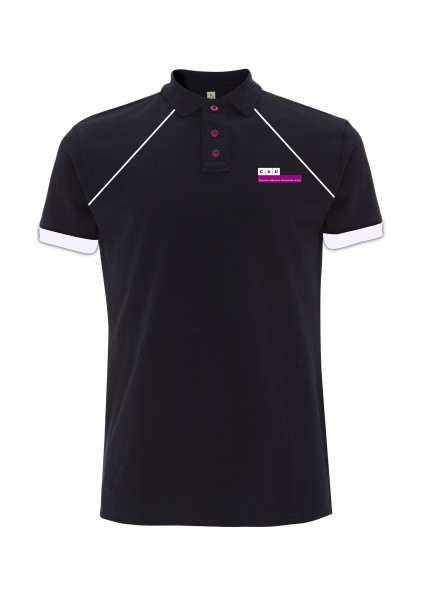 Polo-Shirt Herren navy