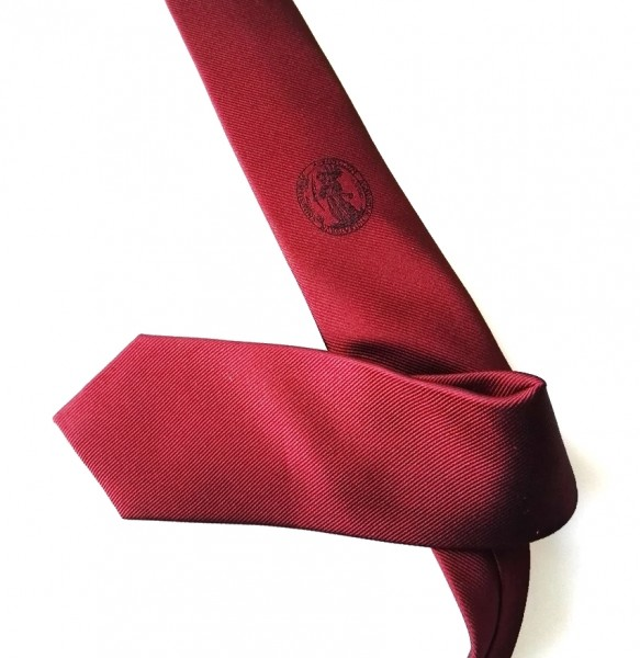Krawatte 2017, rot