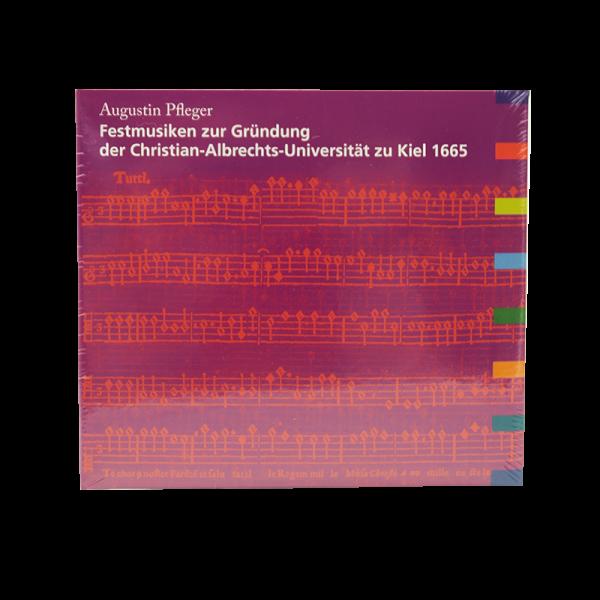 CD mit Jubiläumsmusik