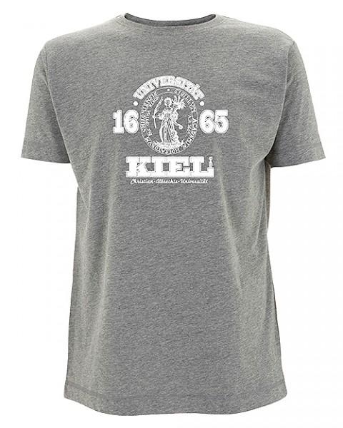 T-Shirt Siegel Herren grau