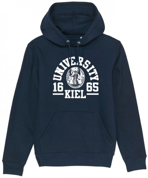 Unisex Hoodie College french navy